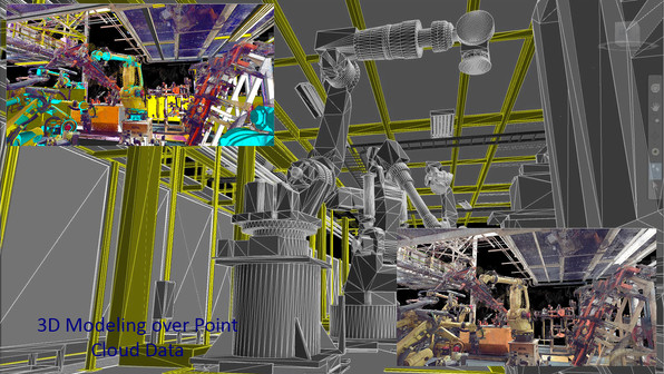 Mega projects that exceed 1,000,000 sq. ft. or 100,000 sq. meters are a PMC specialty. Our teams have some of the most experience in the industry in the execution of mega-scale scanning and modeling projects. Having completed multiple projects that approach 10,000 scans few others can provide proof that your next mega project can be completed without any issue.