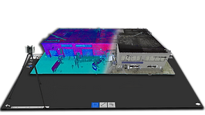Lasering scanning for BIM