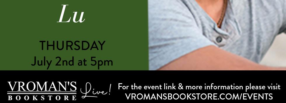 Vroman's Virtual Launch