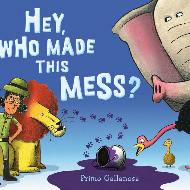 My debut picture book!