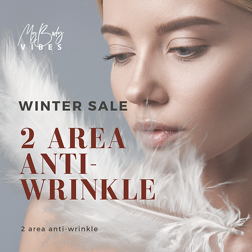 Anti-Wrinkle Treatment 2 Areas Special