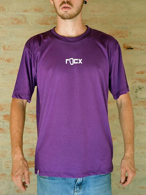 Camiseta Go Climb RocX - roxa