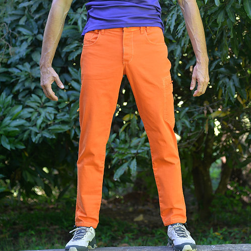 Calça Cliff  - laranja mecânica