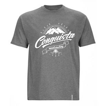 Camiseta Conquista Mountaineering