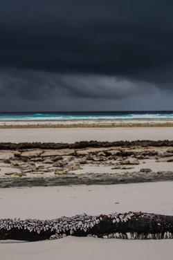 Settlement beach, Aldabra