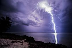 Aldabra storm
