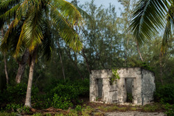 The newer prison, Aldabra