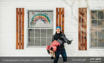un photographe à votre porte