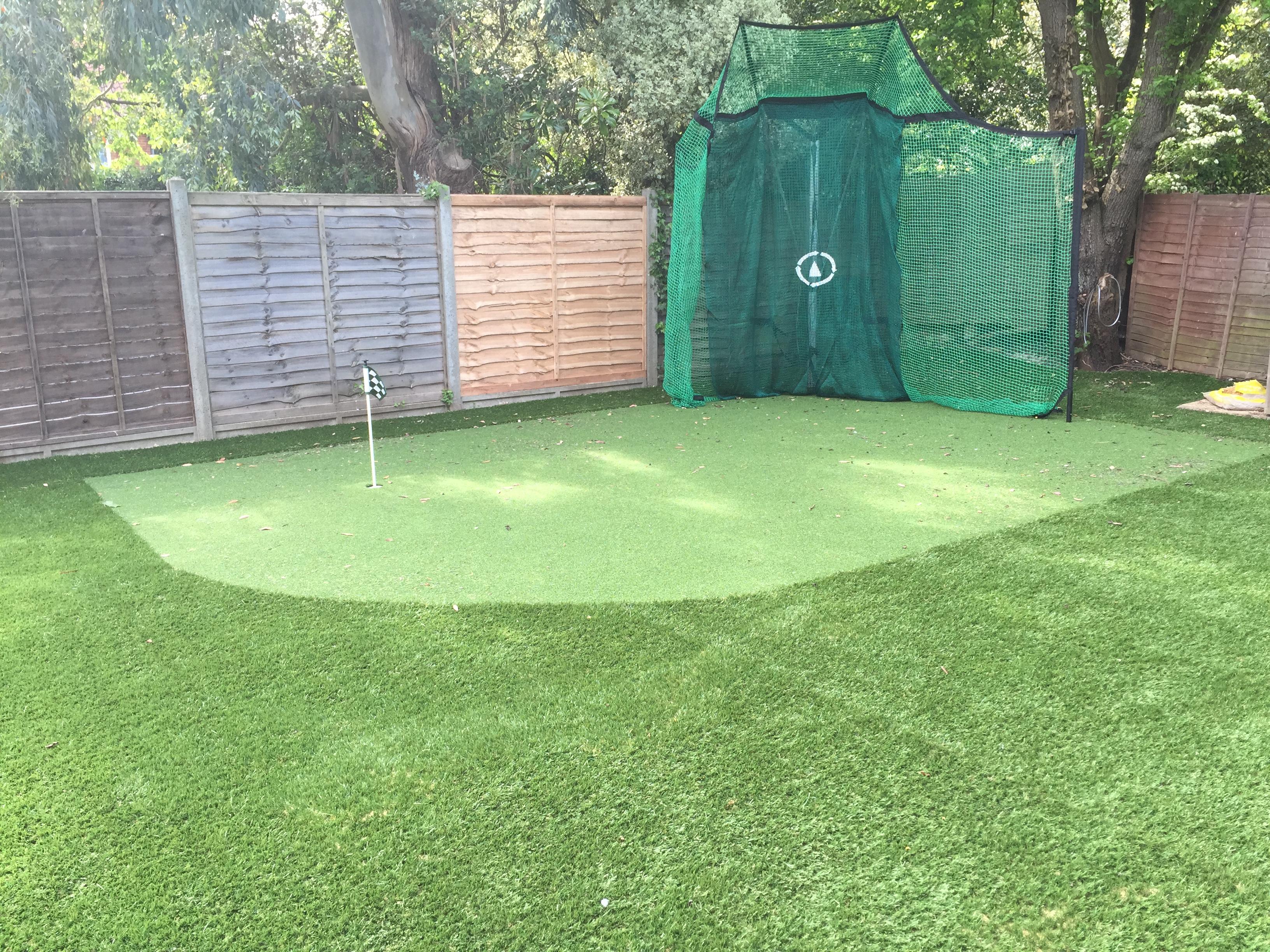 Putting Green Twickenham