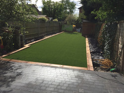 Pet friendly grass Twickenham