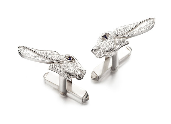 Hare Deco Cufflinks