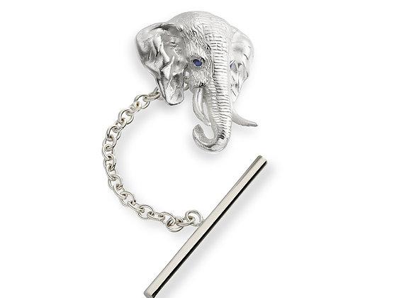Elephant Tie Pin