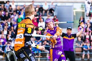 Jesse Eskelinen pelasi vahvasti 0-tilanteessa