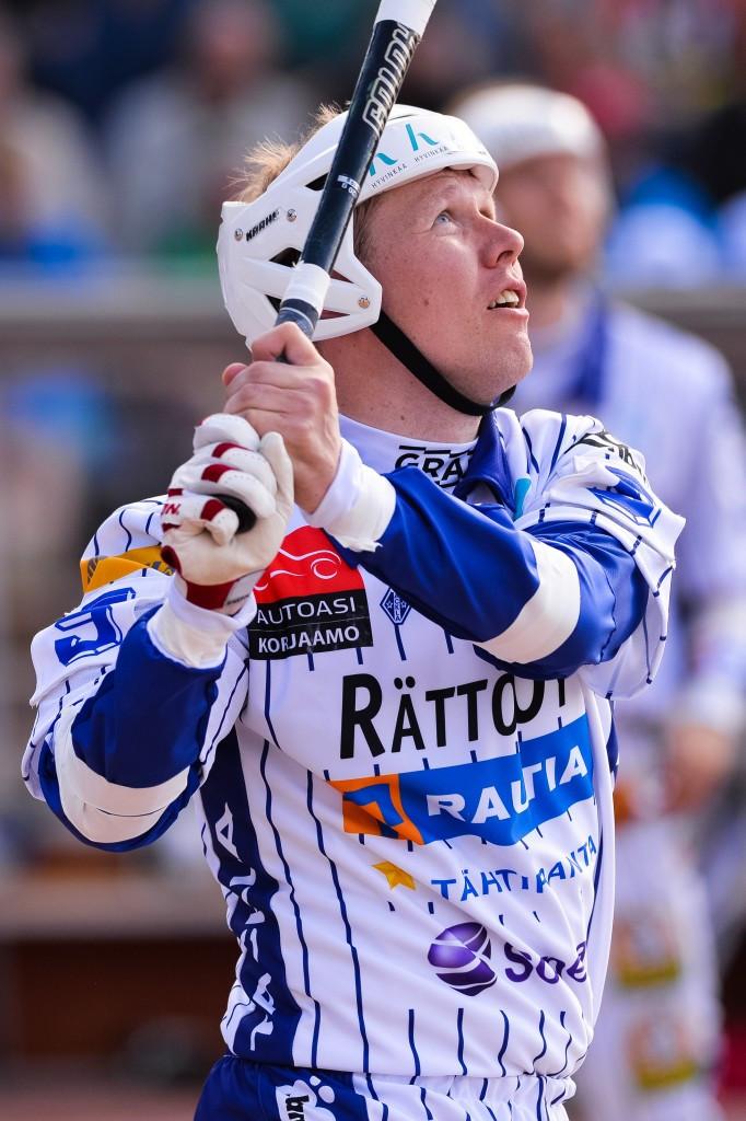 Juha Korhonen on pelannut 10 Itä-Länsi-ottelua