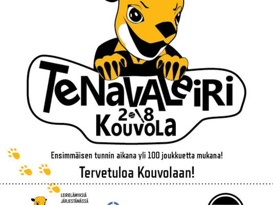 Tenavaleirille ilmoittautui avaustuntina yli 100 joukkuetta – KPL mukana peräti neljällä joukkueella