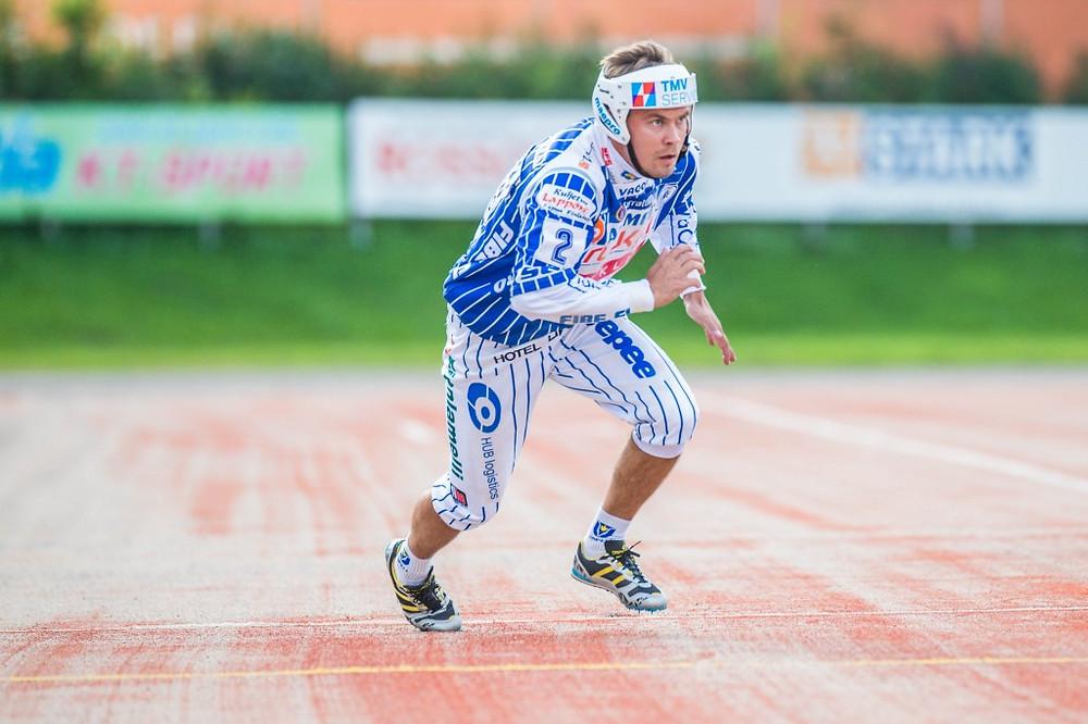 Sami Haapakoski on Vedon tärkeimpiä pelaajia