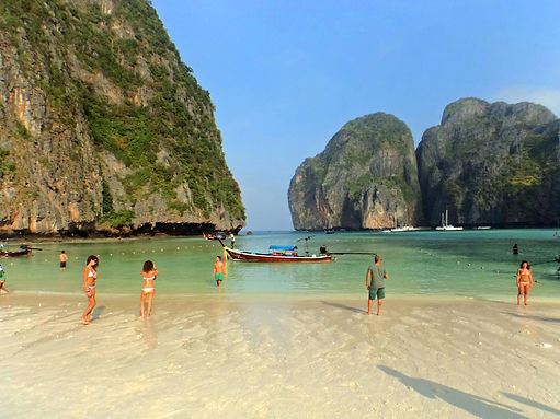 Maya Bay Ko Phi Phi Tailândia