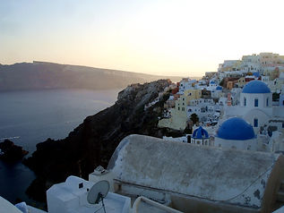 Santorini Oia Grécia