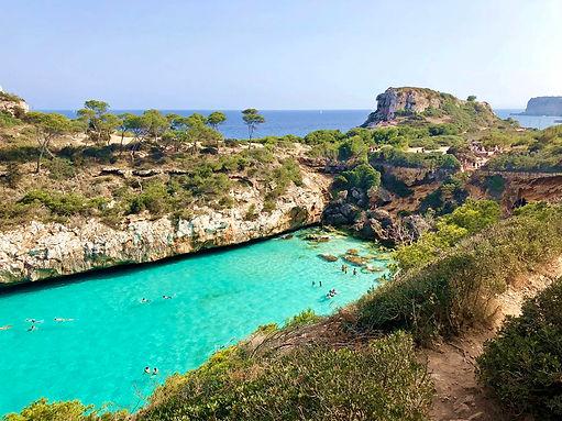 Caló des Moro Mallorca Espanha