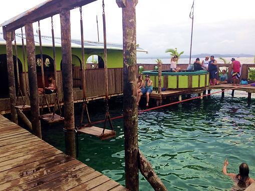 Aqua Lounge Bocas del Toro Panamá