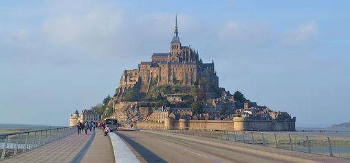 Mont Saint Michel França