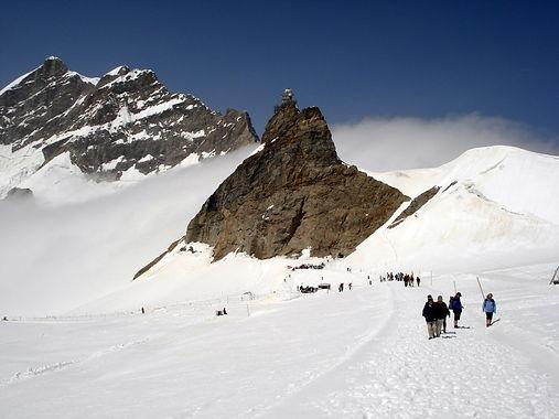 Jungfraujoch Suíça