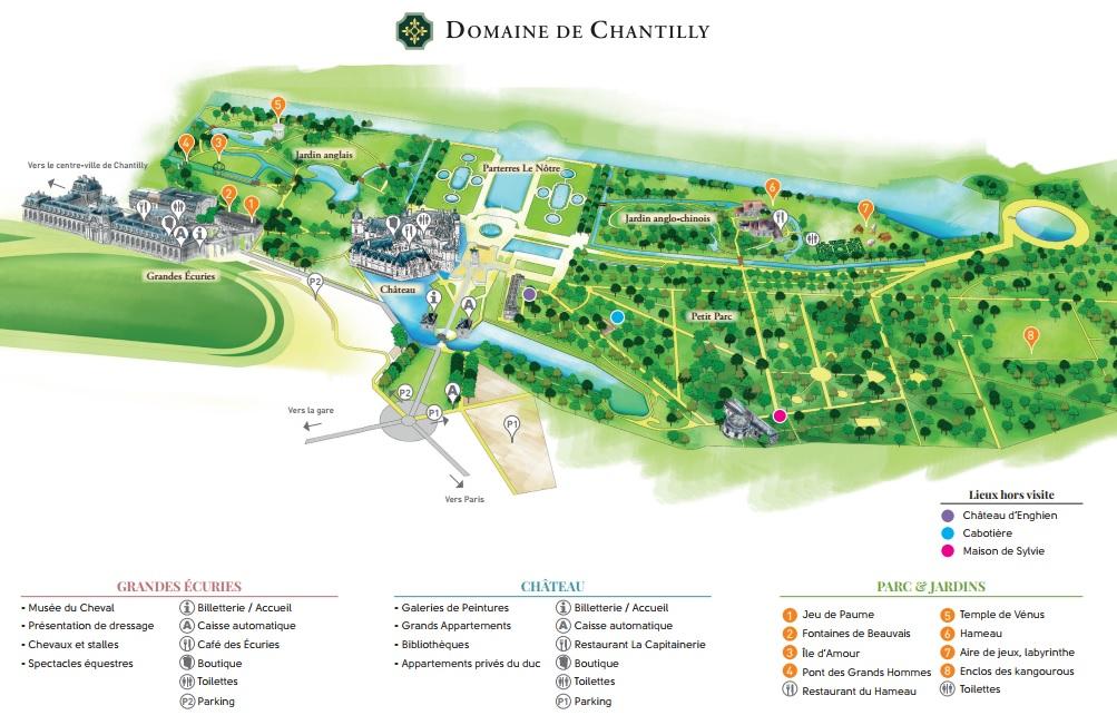 chantilly_frança_mapa