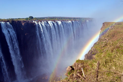 Victoria Falls Zâmbia Zimbábue