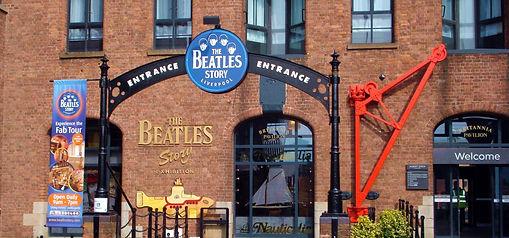 Liverpool Inglaterra Beatles