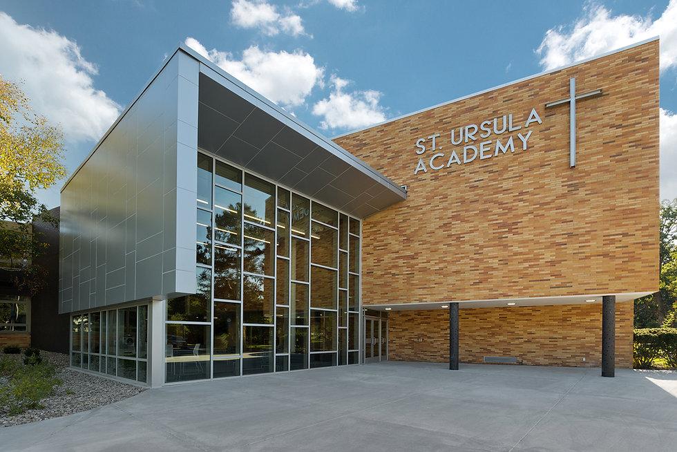 St Ursula Academy National Leadership Sc