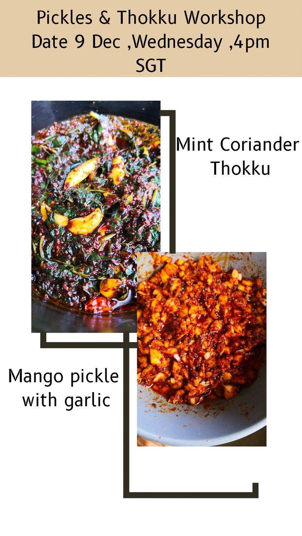 Pickles & Thokku Apr 19 US
