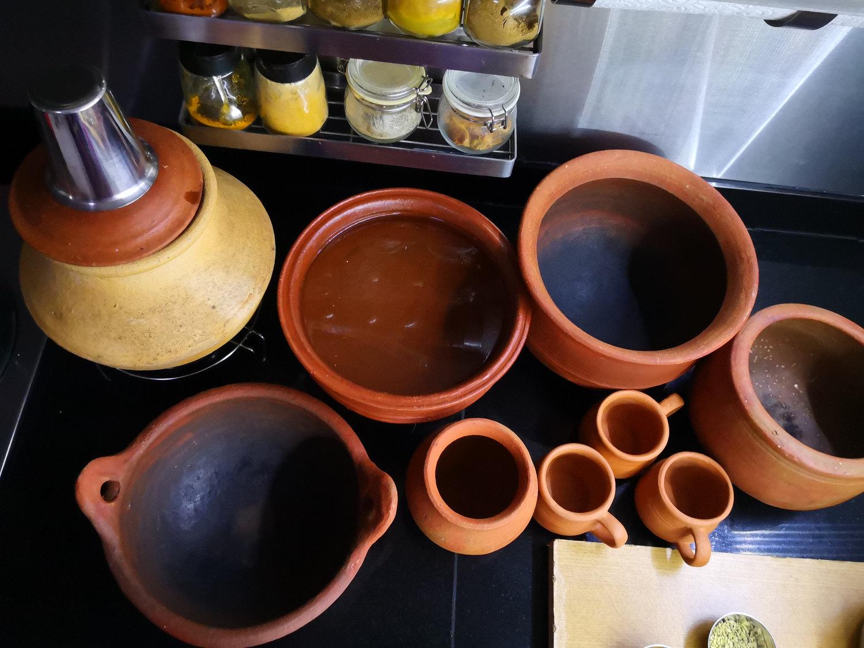 Basics of claypot & Karakuzhambu March 3