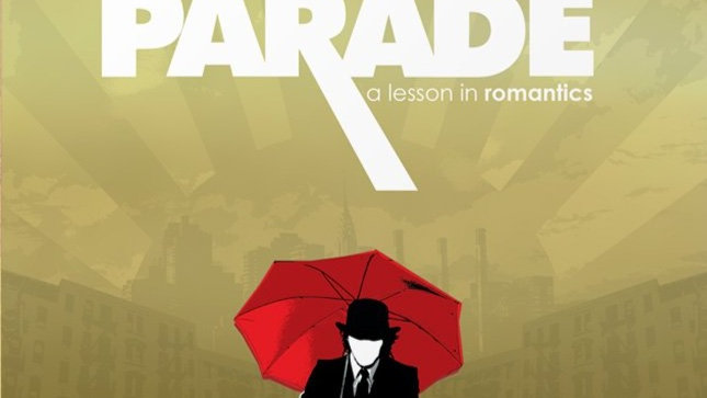 Mayday Parade A Lesson in Romantics (colored vinyl)