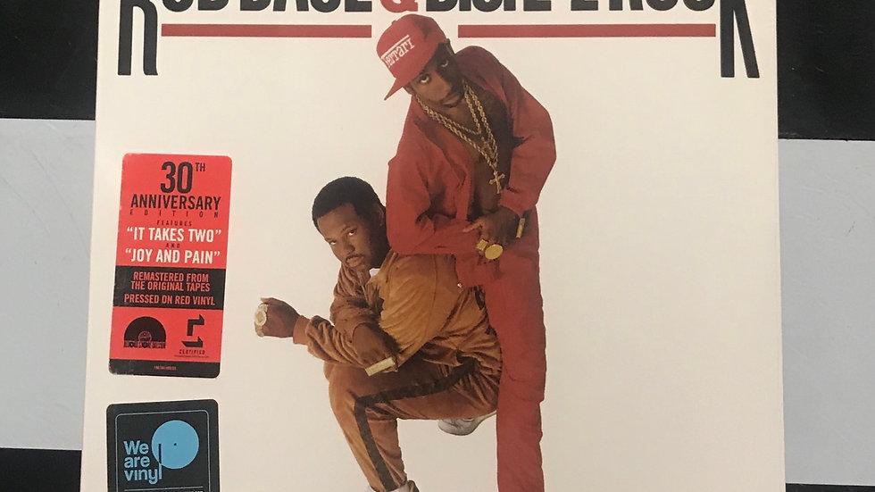 Rob Base & D.J.E-Z Rock It Takes Two (Red Vinyl)