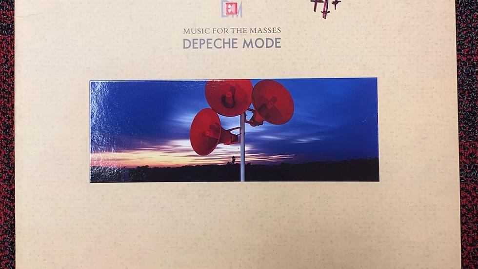 Depeche Mode Music For the Masses (Used VG+)