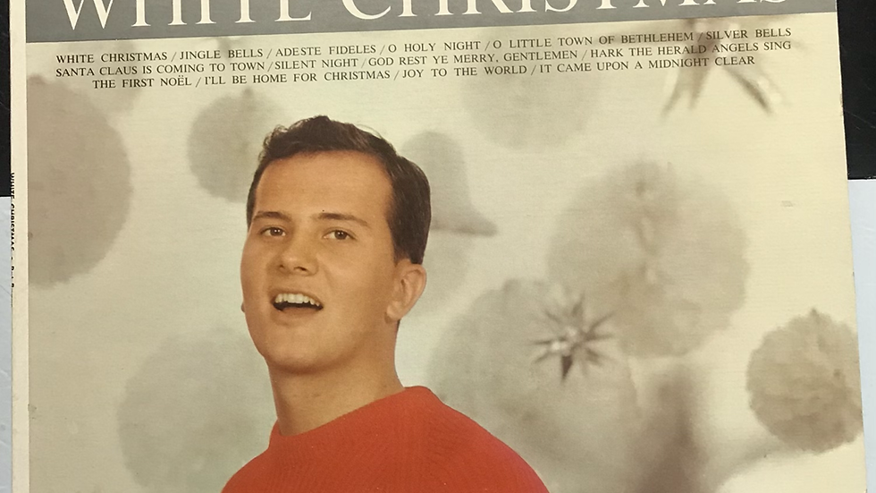 Pat Boone White Christmas (Used VG)