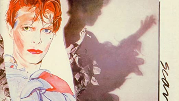 David Bowie Scary Monsters
