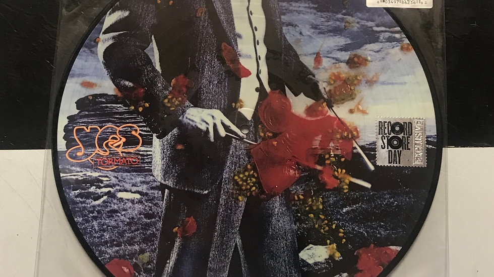 Yes Tormato (picture disc)