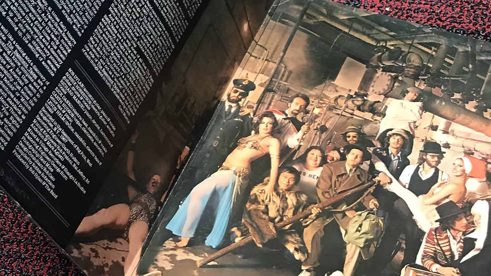 Bob Dylan and The Band The Basement Tapes (Used VG)