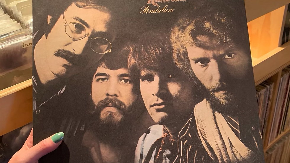 Creedence Clearwater Revival Pendulum (used VG+)