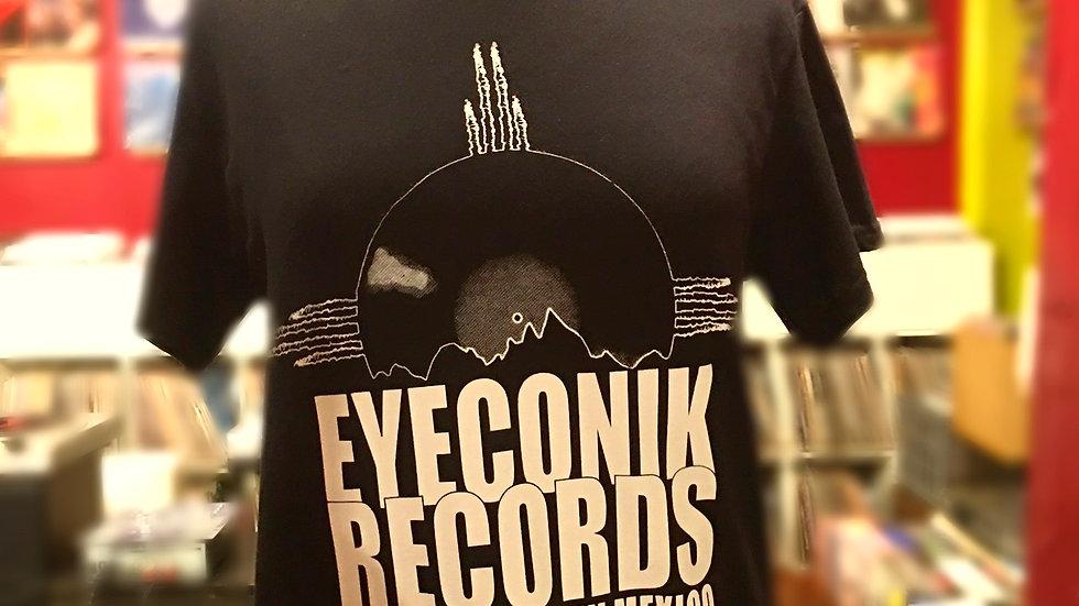 Eyeconik Records T-shirt