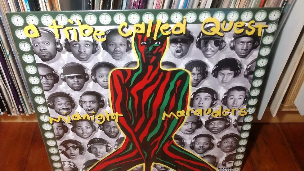 A Tribe Called Quest Midnight