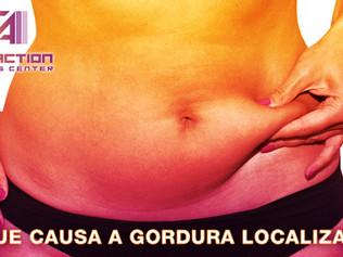 O que Causa a Gordura Localizada?