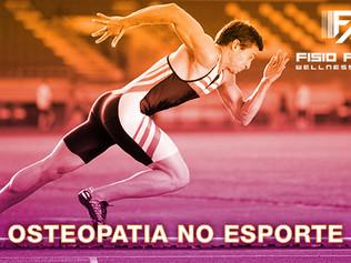 Osteopatia no Esporte