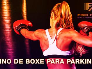 Treinamento Funcional de Boxe para Parkinson Fisio Action - A Luta pela melhora