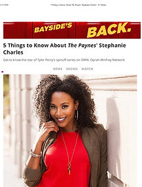 5 Things to Know About The Paynes' Steph