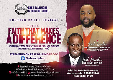 East Baltimore COC Cyber Revival 2021 .j
