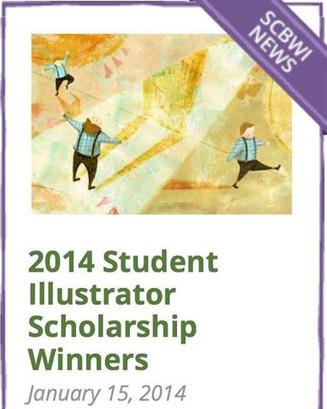scbwi student illustrator scholarship