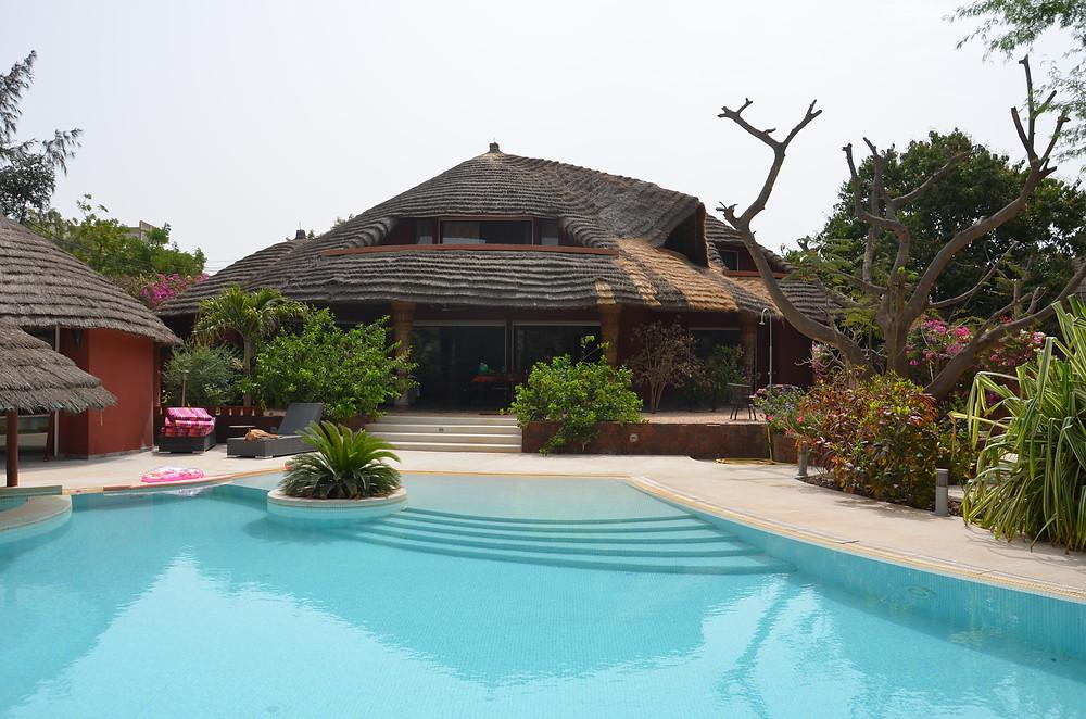 Villa Leonore maison d'hôtes Ngaparou Saly
