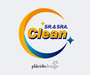 Logomarca Clean